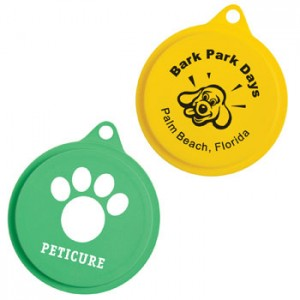 Imprinted Pet Food Lid