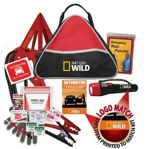 Promotional Emergency Road Kit from Ready 4.