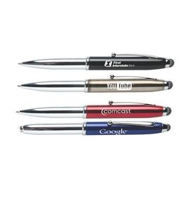 Triple function pen