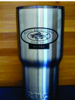 Engraved RTIC Stainless Steel Tumblers