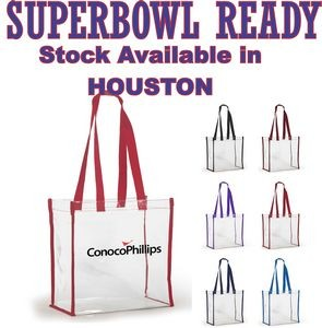 Super Bowl Stock ready in Houston
