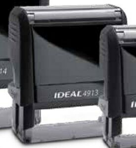 Ideal #4913 Self-Inking Stamps
