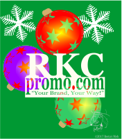 Merry Christmas from RKC Promotional Products